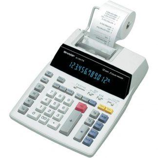 Calculadoras/Regist./Rollos